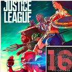 Episodio 16: La Liga de la Justicia