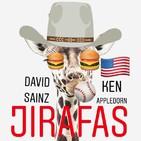 Jirafas con Ken Appledorn. USA, Ponche rojo y Acción de Gracias.