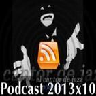 El Cantor de Jazz 2013x10: Presentación de Novedades 2013