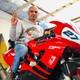 Prog. 108.- Iniciativa con minusvalía en moto