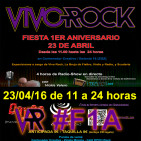Fiesta de I Aniversario Vivo Rock (IV)_23/04/2016