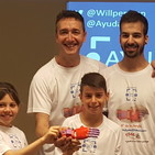 Entrevista a Javier García premio Mejor Experiencia en Programación, Robótica y STEM