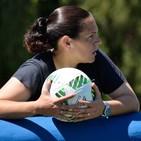 FEM Sport: la protagonista es Pili Espadas, jugadora y capitana del Collerense de Reto Iberdrola
