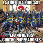 La Tortulia #181 - El año de los cuatro emperadores