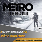 4Players 252 Análisis Metro exodus