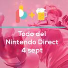 Todos los anuncios de Nintendo Direct del 4 de septiembre | Pixelbits con Cerveza