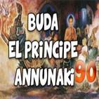 Buda el principe Annunaki con Rosalía Sanz