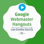 Consejos SEO de Google Webmaster Hangouts [2]
