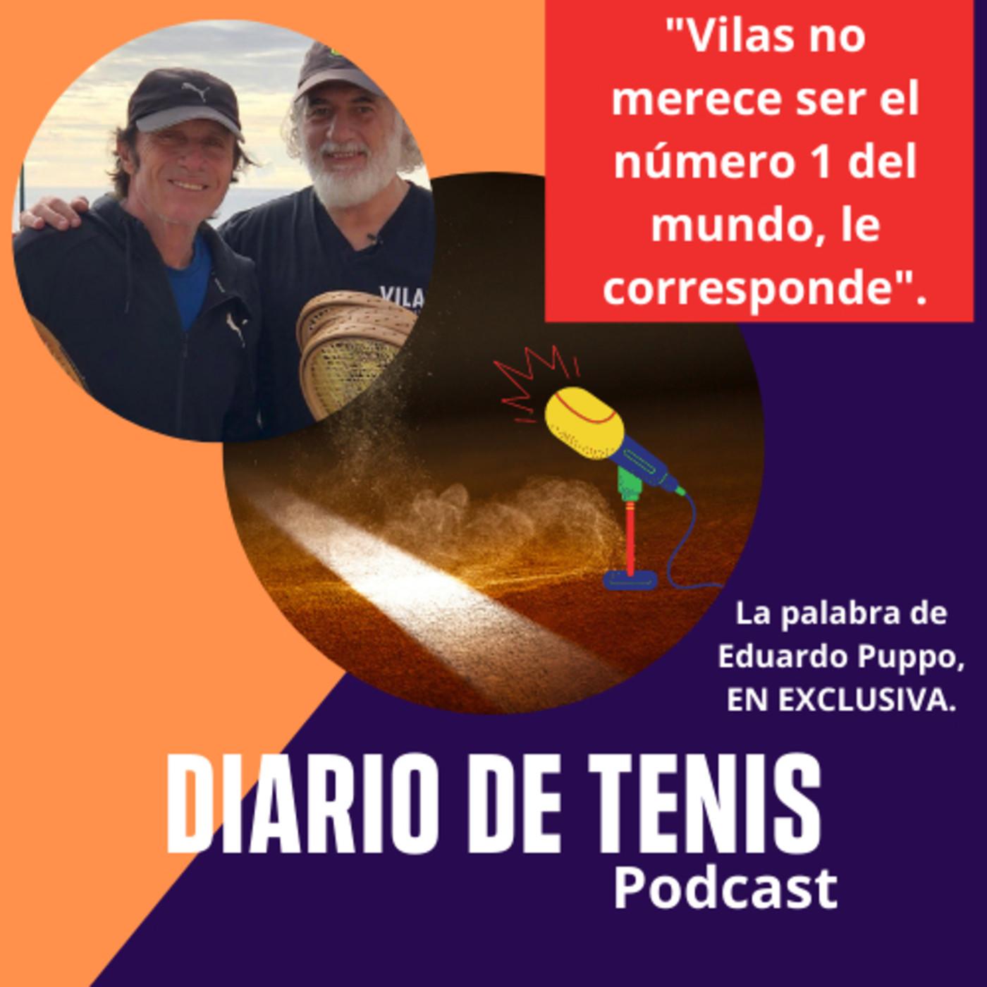 Diario de Tenis Podcast, Episodio 9: Programa especial dedicado a Guillermo Vilas