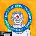 Transiberian Express #21 – Judas Sanz,(Periodista) Abelesga,(Alicante Fasfhion week 2016), #Artegalia Radio.