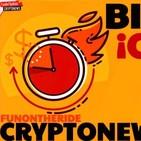 Caída Bitcoin! 7600 $ 7300 $? Cryptonews Funontheride