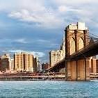 47 km a nado atravesando Manhattan
