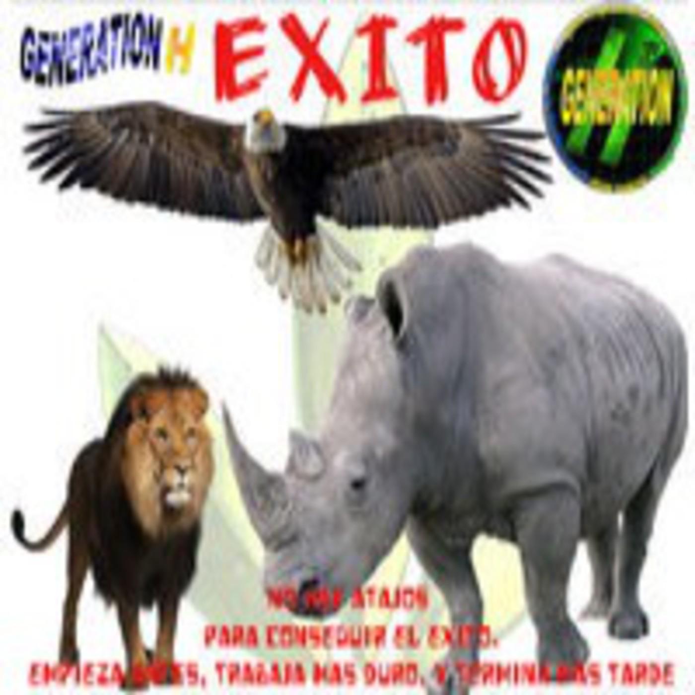El rinoceronte alexander scott herbalife generacionh