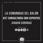 #27 Consultoría con expertos: Joaquín Sorribas