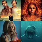 Érase una vez en... Hollywood / La llorona / El hijo / X- Men : Fénix Oscura / A 47 metros.