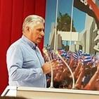 Díaz-Canel: podrán faltar los recursos, pero nunca la moral