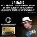 134º(5x17): LA RADIO DE SABINA (Especial 70 Cumpleaños de Joaquín Sabina) 17 al24/02/19
