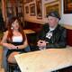 Entrevista al dúo Tashkiva, con motivo de la presentación de su segundo disco 'Sombras'