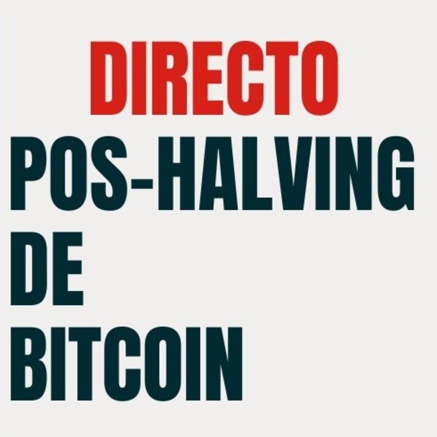 Pos - Halving de BITCOIN - bitcoin value