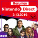 Umbrella Academy / Nintendo Direct 2019 - LC Magazine 224