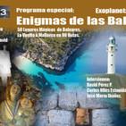 Enigma03 Enigmas de Baleares - Exoplaneta HAT-P-26b (10-6-2017)