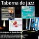 Taberna de JAZZ - 165 - Ere Serrano, Aya Quintet, Celia Mur y Patricia Kraus