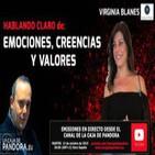EMOCIONES, CREENCIAS Y VALORES - Hablando Claro por Virginia Blanes