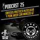 Podcast 25 | SÍNTESIS PROTEICA MUSCULAR Y PEAK WEEK CON MARCOS GT