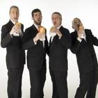 Música y circo destacados de la cultura de este fin de semana - Entrevista a Golden Apple Quartet