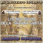 Cara a cara con el misterio 13x1. Los misterios de la Sábana Santa con José Carlos Aranda Aguilar.