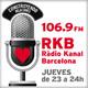 58º Emisión Hablando de Emprendimiento a partir de una Idea con Manuel F. Rodríguez 4/11/16