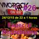 Vivo Rock_Programa #026 (1ª parte)_Especial Nochebuena_Temporada 2_24/12/2015