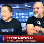Retro Noticias - Videojuegos Retro e Indie - Feb2020