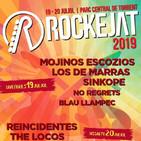 Los de Marras CONCIERTO COMPLETO Rockejat 2019