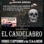 El Candelabro 6T 13-09-19 Prog2 - JAVIER ARRIES Y J.MARI GUIRADO