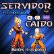 Servidor caido 3x17. Dragon ball Fighter Z