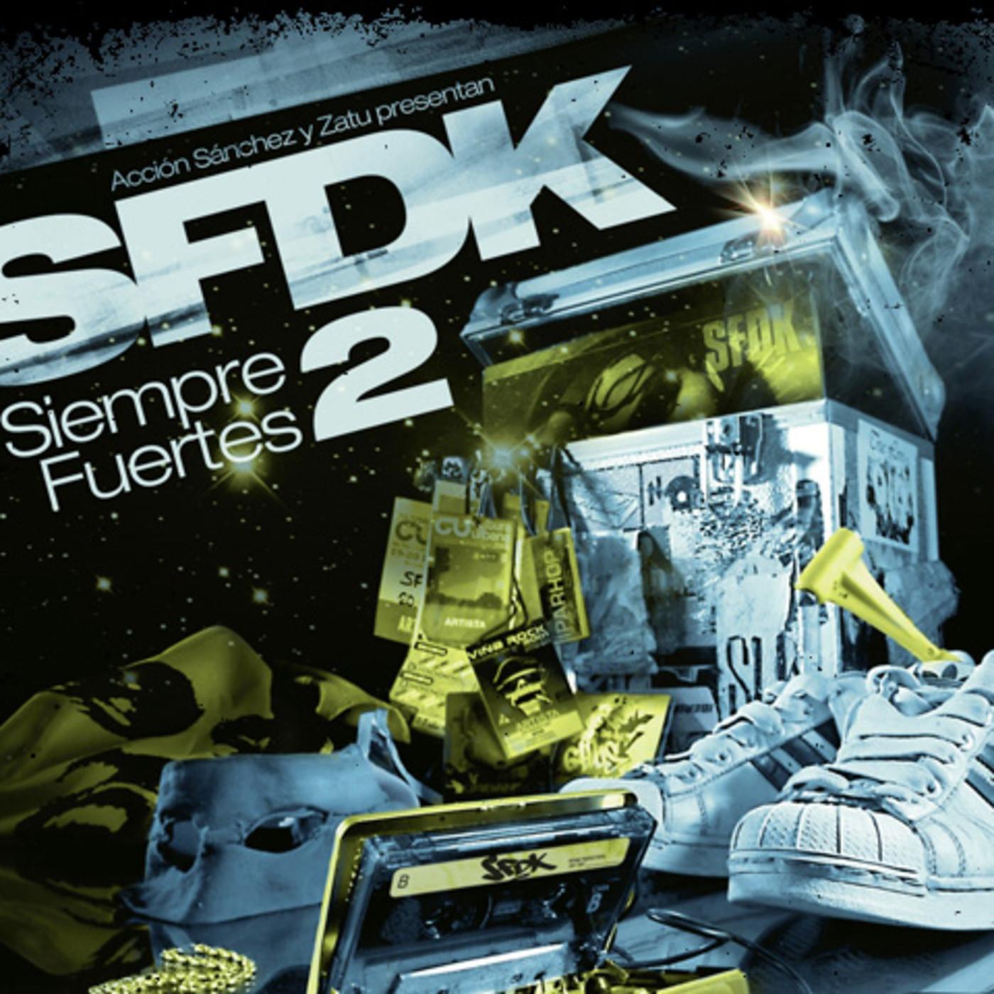 Entrevista Zatu SFDK (Siempre fuertes 2 LP)