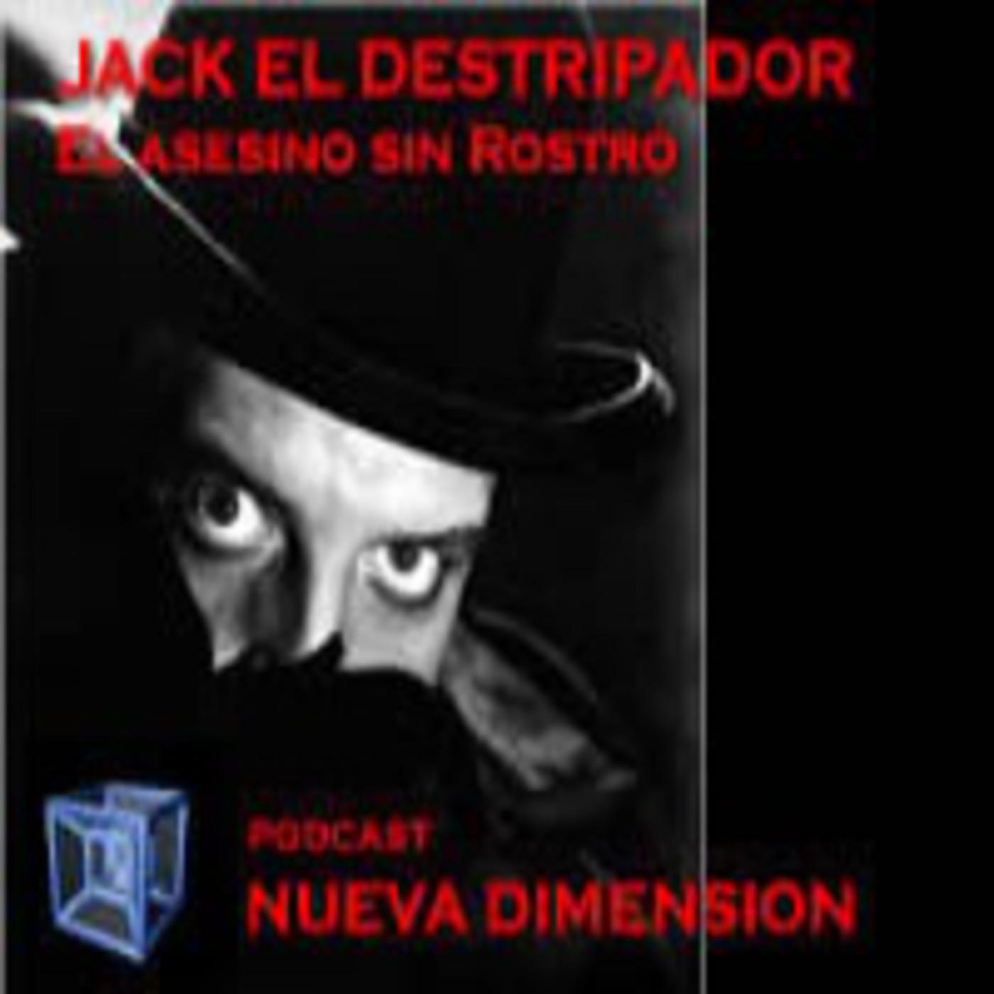 JACK El DESTRIPADOR - El asesino sin rostro