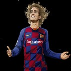 ¿El 9 del Barça es Griezmann?
