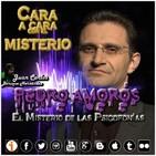 Cara a cara con el misterio 5x1. El misterio con Pedro Amorós. Misterios de las psicofonías.