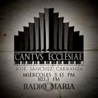 Cantus Ecclesiae 5 - Los interpretes del Canto: Solistas