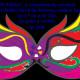 Carnaval de higuera de la sierra con lara martinez 2016