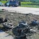 Mor un motorista de Castellnovo atropellat per un camió en la N-225