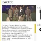 Entrevista a CAXADE finalistas dos V Premios Martín Códax da Música.