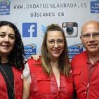 Cruz Roja presenta su programa de integración a inmigrantes.