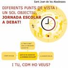 Què suposaria la jornada intensiva a l'IE Mestre Andreu?