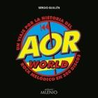 """Presentación del libro """"AOR world"""" en Madrid"""