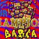 CHAMPIONS BARCA!!!!!!!! audio fc barcelona 2 inter 1 (3-10-2019)