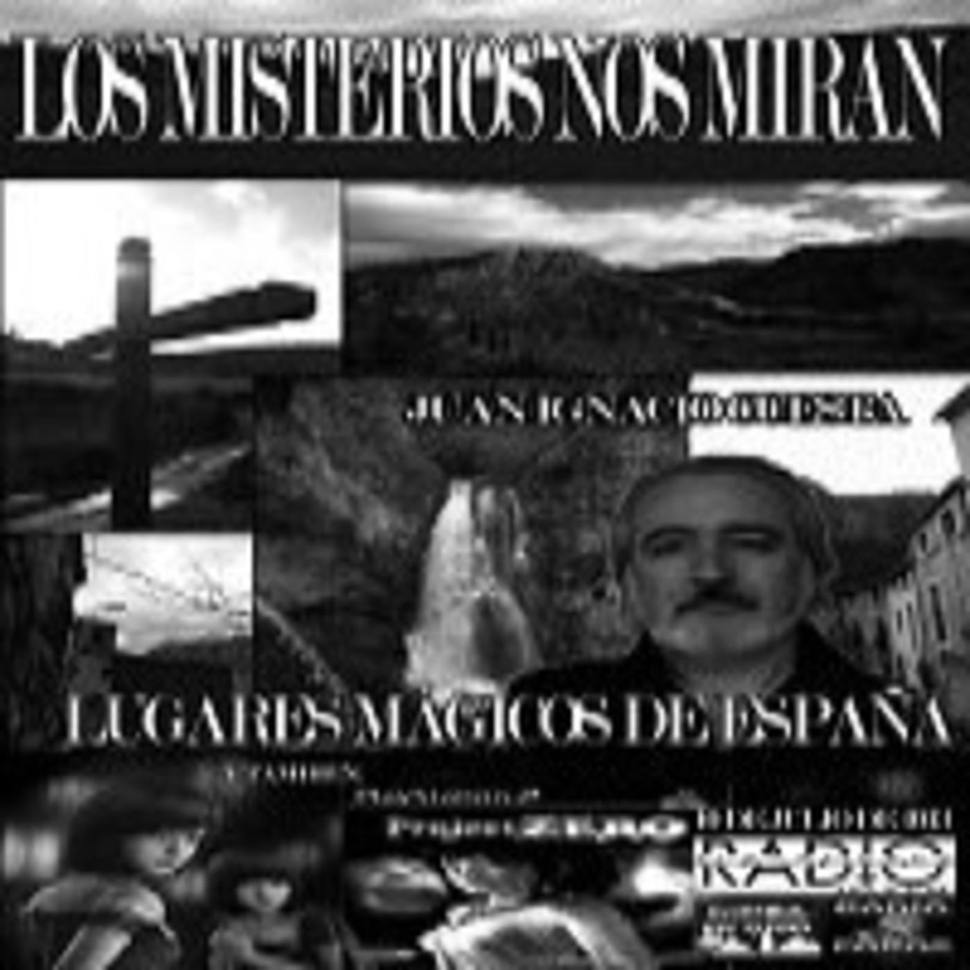 Programa 53:  'Lugares mágicos de España con Juan Ignacio Cuesta' y 'Videojuego Project Zero'