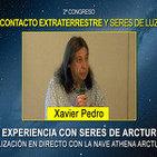 Mi Experiencia con Seres de Arcturus - Xavier Pedro